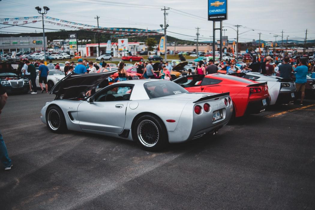 En av USA:s största motorshower